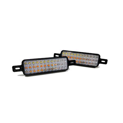 Bull Bar LED Parker / Indicator / Daytime Running Light (Pair)