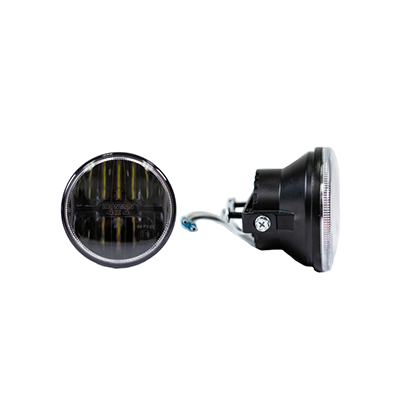 10W Hi Lux LED to suit Ironman 4x4 Bull Bar Light Pods- Replaces Halogen Light (Pair)