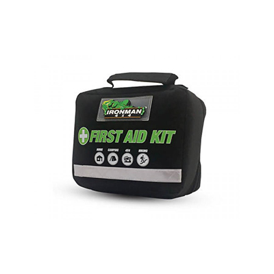 65 Piece Small Fold Out First Aid Kit (Includes snake bite kit)