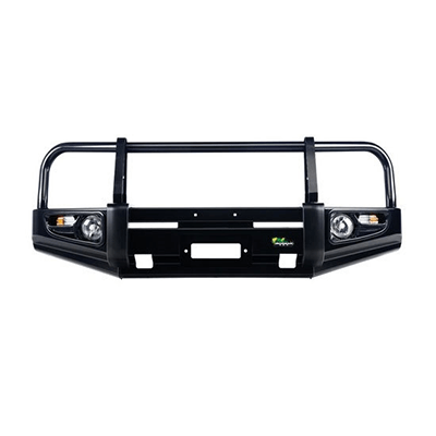 HOLDEN GM RODEO RA7 2007 to 2008 Commercial Deluxe Bull Bar