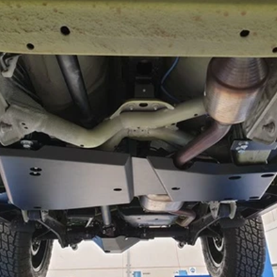 SUZUKI JIMMY GJ 2018+ Transfer Case, Driveline and Exhaust
